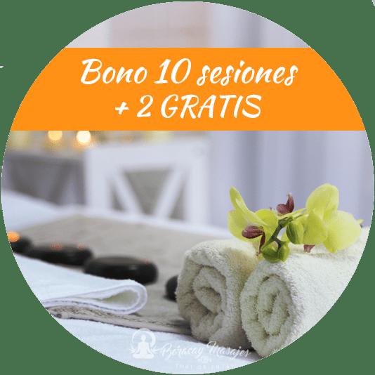 Bono 10 sesiones + 2 gratis